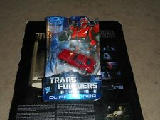 TRANSFORMERS PRIME FIRST EDITION DEUXE CLASS CLIFFJUMPER TRI LOGO