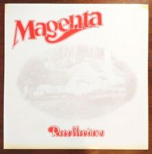 Magenta - Recollections. LSP 811. EX+/VG+. Rare Private Press 2XLP Vinyl Records