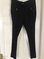 Papaya Weekend Ladies Black Jeggings Size 12