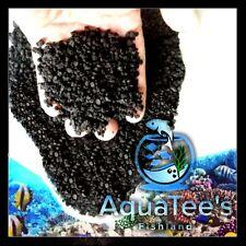 AquaTees 20KG VOLCANIC MALANG SAND Black Aquascape Freshwater sand-bed Aquarium