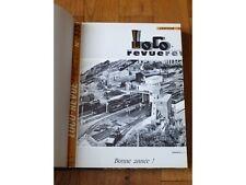 Album relié Loco-revue année 1973 complete
