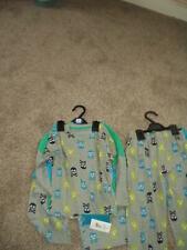 Boys Pyjamas X 2 Pairs. (1 long, 1 short). Age 1 1/2 - 2Years. Marks & Spencer.