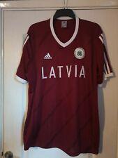 Latvia National Football Shirt 2Xl