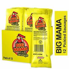 Penrose Big Mama Pickled Sausage, 2.4 OZ, 12 count
