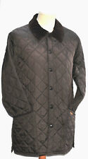 GREAT MEN BARBOUR D360 LIDDESDALE JACKET SIZE SMALL BROWN