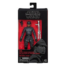 "Finn FO Disguise - Star Wars The Last Jedi Ep8 Black Series Wave 24 6"" Action Fi"