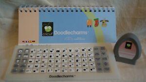 Cricut Cartridge - DOODLECHARMS - Gently Used - No Box