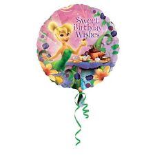 "18"" DISNEY FAIRIES TINKERBELL HELIUM FOIL BALLOON PARTY SWEET BIRTHDAY 26557"