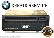 BMW E65 750iL 760iL MK4 DVD NAVIGATION SYSTEM COMPUTER - REPAIR SERVICE