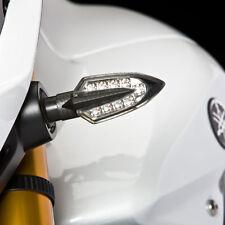 New Genuine Yamaha Carbon LED Indicators YME-W0789-20 YZF R1 R6 R125 Flasher
