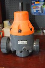 "Stubbe Chem Line Sb12A020Vu, 2"" back pressure relief valve New no Box"