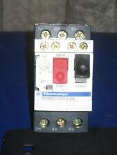 Telemecanique gv2me03  / 0,25- 0,4a interruttore di protezione del motore