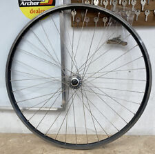 Son 28 Front Dyno Dynamo Hub Bicycle Wheel 700c Luxos Light #3570