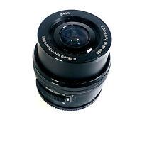 Sony SEL 16-50mm f/3.5-5.6 PZ OSS Lens GOOD CONDITION GRADE B
