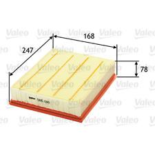 Luftfilter - Valeo 585018