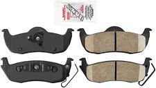 Disc Brake Pad Set-AmeriStar Ceramic Rear Autopartsource STC1087