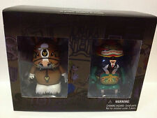 "Disney Vinylmation Park #7 Magic Kingdom Main Street Horse & Trolley 3"" OOP *NEW"