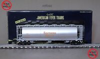 American Flyer (High Rail) 6-48643 Southern Pacific Cylindrical Hopper Car