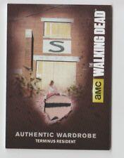 The Walking Dead AMC Costume Trading Card Terminus Resident M10.8 (02)
