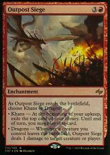 Outpost victorias foil | nm | Fate Reforged | Magic mtg