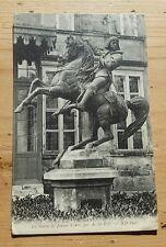 VTG Postcard -La Statue de Jeanne d'Arc, par A. Le Veel 154. Orleans Posted
