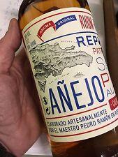 4x700ml fünfjähriger Rum aus Dom Rep mit 100% Karibik 100% Geschmack Kennermenge