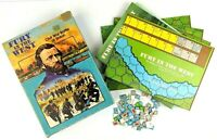 FURY IN THE WEST Civil War Battle of Shiloh Board Game 1981 Avalon Hill