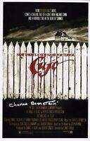 """~~   Charles Bernstein - (Composer) Authentic Hand-Signed """"CUJO"""" 11x17 Photo ~"""