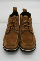 Cole Haan  Zero Grand Rug Suede Brown Boots Size 11.5 Mens