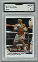 2008 Floyd Mayweather SI For KIds  Rookie Gem Mint 10 #240 Rare