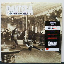 PANTERA 'Cowboys From Hell' Gatefold 180g Vinyl 2LP NEW/SEALED