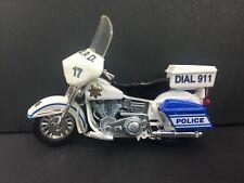 Vintage Matchbox Harley Davidson Motorcycle K83 Police Bike K-83