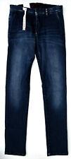MAC Jeans STANLEY slim fit men Blue Denim Stretch dunkel blau Gr.33 L32 NEU
