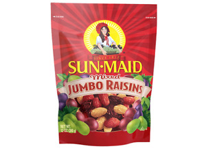 Sun Maid Mixed Jumbo Raisins