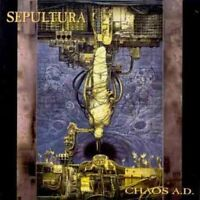 Sepultura - Chaos AD (NEW CD)