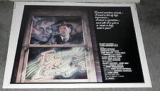FAREWELL MY LOVELY orig ROLLED movie poster ROBERT MITCHUM/CHARLOTTE RAMPLING