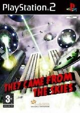 They Came From The Skies PS2