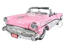 1957 BUICK ROADMASTER PINK 1:18 DIECAST MODEL CAR BY MOTORMAX 73152