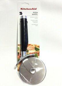 Kitchenaid Black Pizza Cutter Wheel Stainless Steel