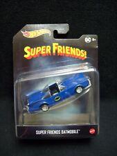 Hot Wheels Batman Super Friends Batmobile.