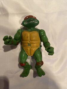 Playmates Toys Teenage Mutant Ninja Turtles: Raphael 1988 4 inch Action Figure