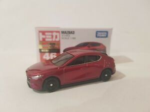 TOMICA 2020 - MAZDA 3 [SOUL RED] NEAR MINT FACTORY SEALED BOX BRAND NEW
