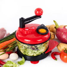 Salad chopper and manual food processor by EasySalad