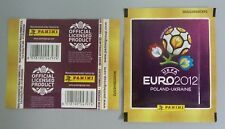 PANINI EURO 2012 EM TÜTE TYP MALAYSIA PACKET PACK BUSTINA POCHETTE SOBRE PRINTED