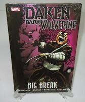Daken Dark Woverine Big Break Collects #9.1 #10-12 Marvel Comics HC New Sealed