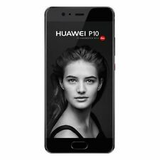 Huawei P10 PLUS 128GB 128GB black NERO 24 mesi garanzia Italiana europa
