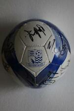 SOUTHEND UNITED SIGNED FOOTBALL SIGNED BY 20+.