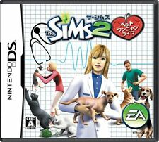 Used Nintendo DS The Sims 2: Wonderful Life Japan Import (Free Shipping)