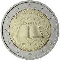 Italia 2007 Tdr Traité De Roma