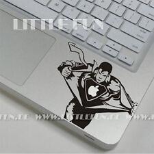 "Macbook Aufkleber Innen Sticker Skin Macbook Air 13 "" Pro 13 "" 15 ""Superhero S01"
